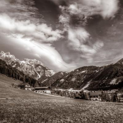 Mountains & Skies